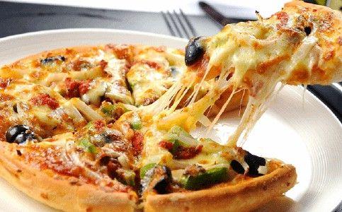 麦约翰-海鲜披萨
