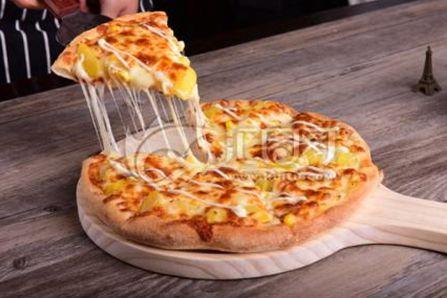 麦约翰-榴莲披萨
