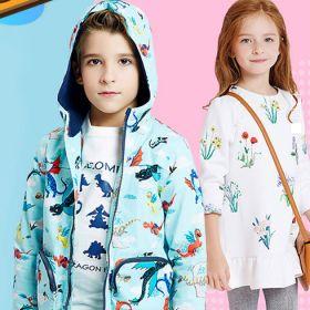 上海童装特价加盟店有哪些?