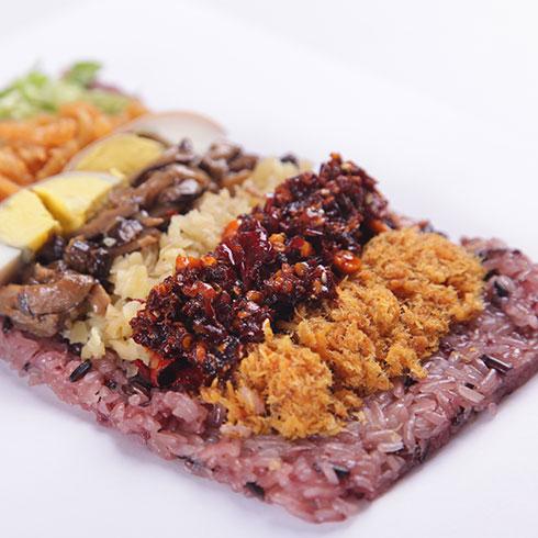 米棒饭团-辣椒酱饭团