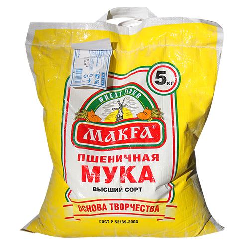 尼基金俄罗斯商店-马克发特级高筋面粉