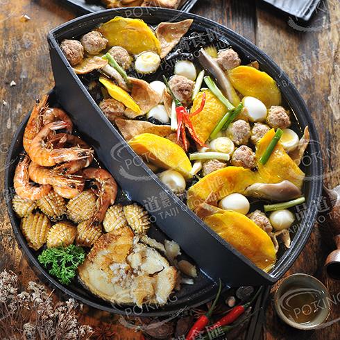 八品道台记锅食汇-八品三鲜锅