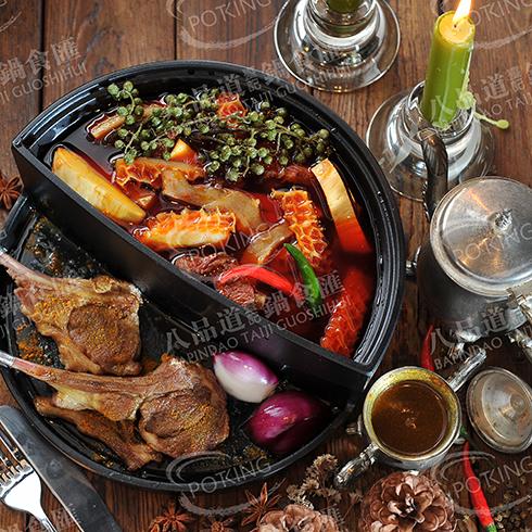 八品道台记锅食汇-麻辣牛杂锅