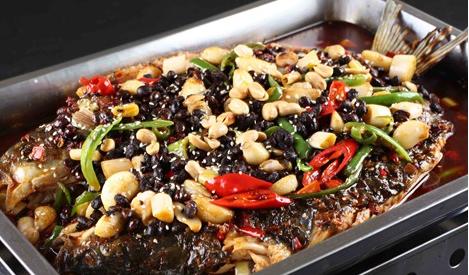 肥猫-飘香豆豉重庆烤鱼