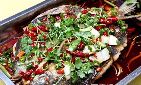 肥猫-麻辣重庆烤鱼