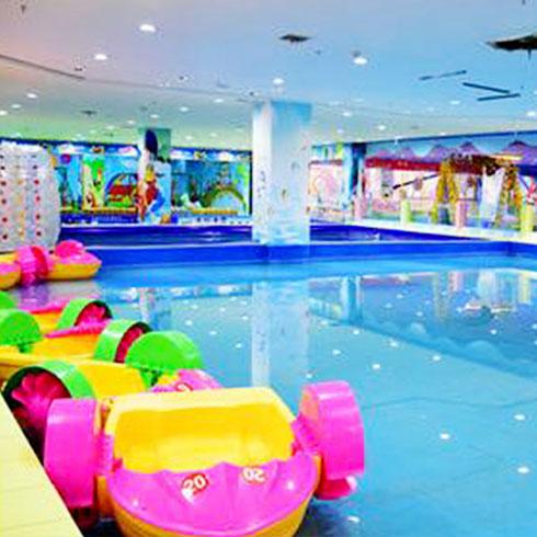 海乐游水上乐园-划船池