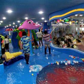沈阳室内儿童水上乐园 海乐游背靠大企业