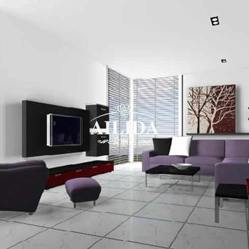 平面系列客厅