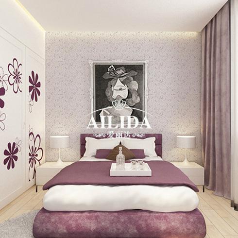 花饰系列卧室