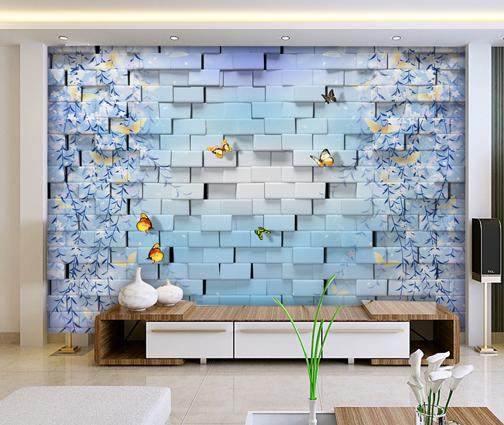名望世家-3D背景墙