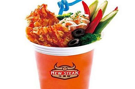 滋百浓-韩式牛排杯