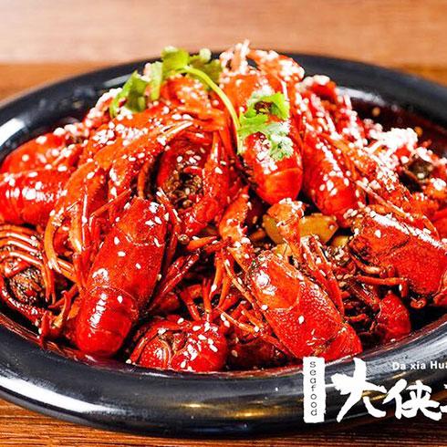 大侠花甲粉-小龙虾