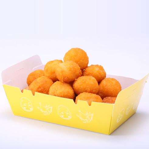 虾Dou先生台湾小吃-虾球