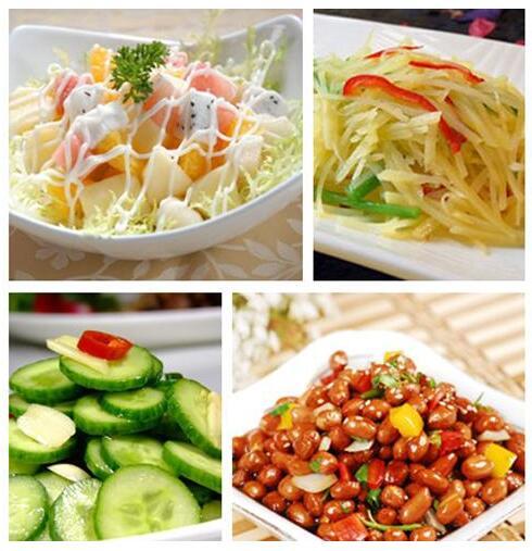 食必思黄焖鸡米饭-小菜类