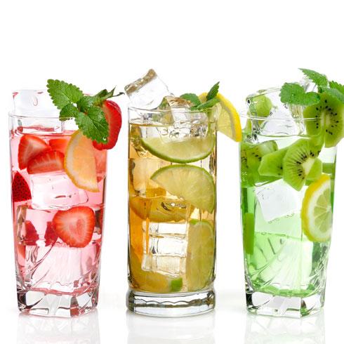 鲜果蜜语奶茶饮品-冰镇果汁系列