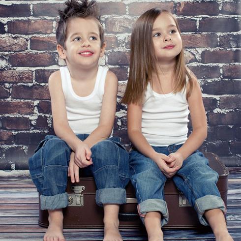 摩卡小宝童装-时尚套装