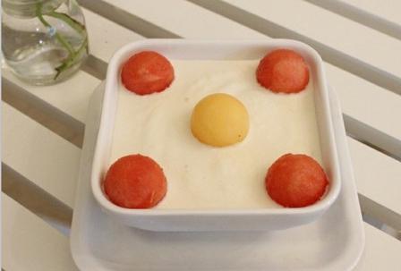 甜缘果语-西米捞甜品