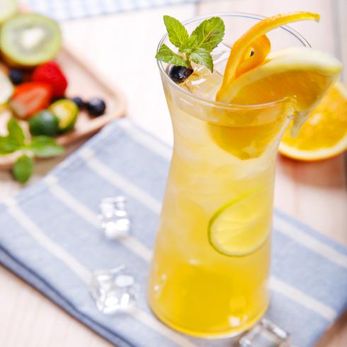 柠檬日记饮品-柠檬水