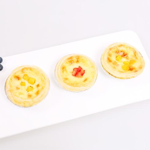 柠檬日记饮品-蛋挞