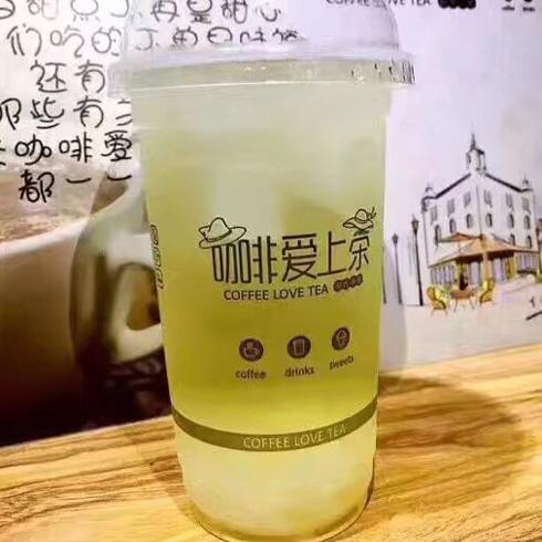 咖啡爱上茶--凤梨优蜜