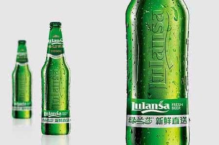 绿兰莎-新款啤酒