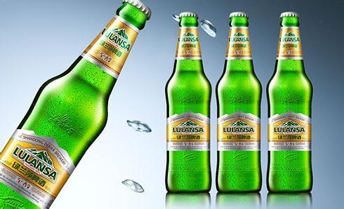 绿兰莎-金品啤酒