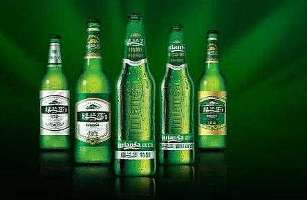 绿兰莎-超爽啤酒