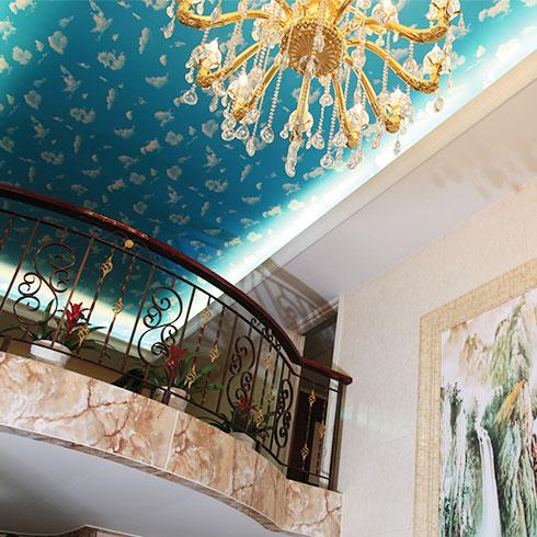 皇家洛克纳米集成墙饰-欧美时尚风格装饰效果