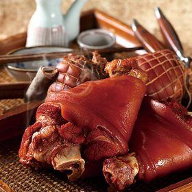 卤囧卤味熟食-五香卤猪蹄
