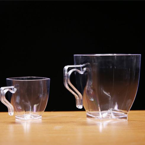 寿百康一次性餐具-高级加厚水杯