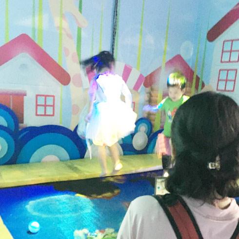 波比童话亲子乐园-儿童乐园