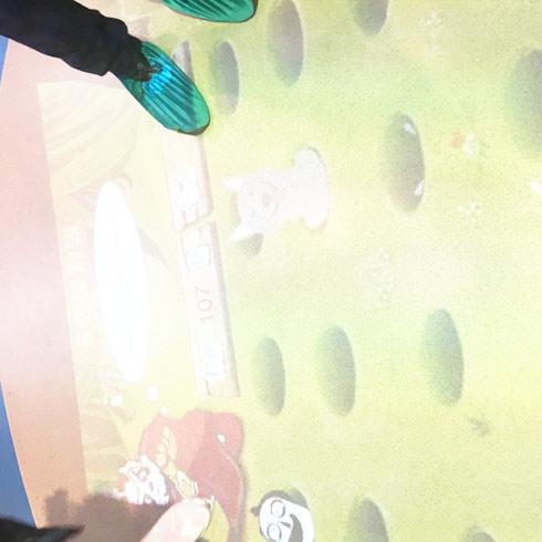 波比童话亲子乐园-欢乐游戏场