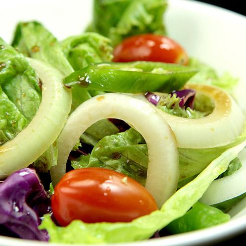 血站大盘鸡-蔬菜沙拉