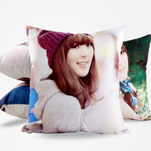 多格印象智能装饰画-抱枕个性定制