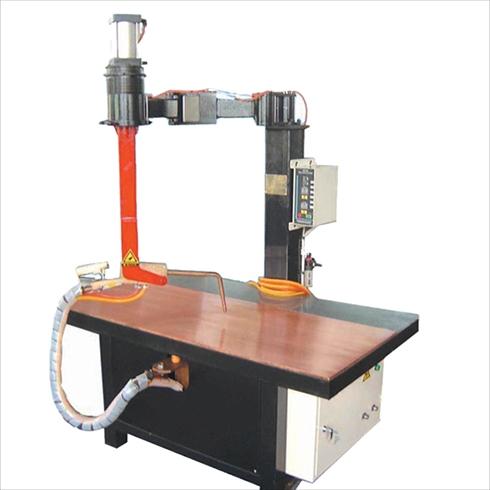 凯裕-平台式点焊机
