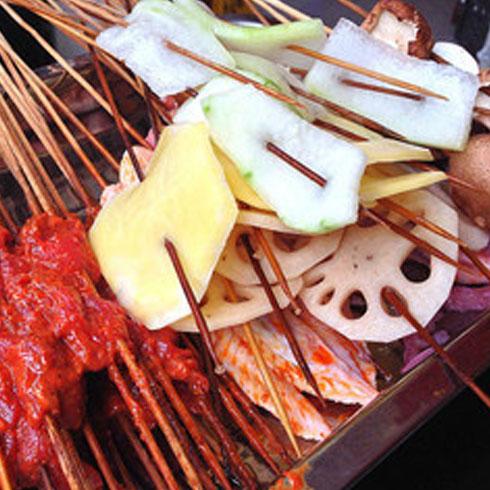 李记串串香-烧烤套餐