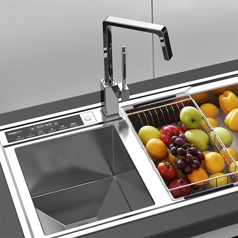 一比百果蔬净化器-集成式声触媒果蔬净化器