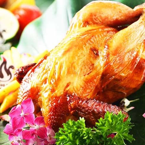 鸡鸭随你小吃-鲜美香酥鸡