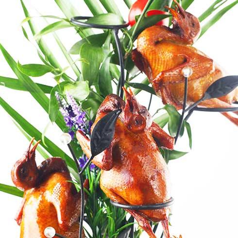鸡鸭随你小吃-鲜香鸟肉