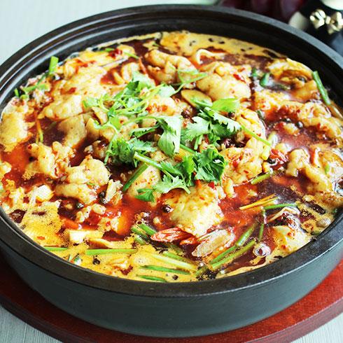 鲜馋后饱啵啵鱼快餐-鲜藤椒龙利鱼
