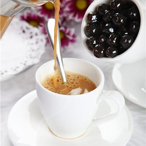 暴走鸡排-珍珠奶茶