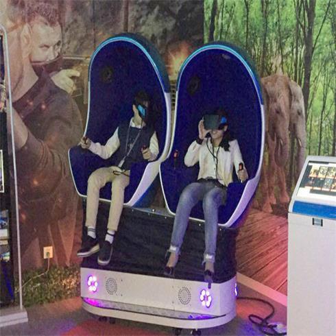 玩美视界VR主题游乐馆-绝地逃生