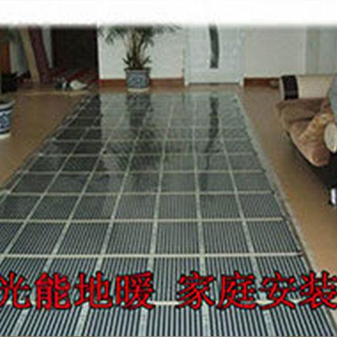 光能地暖-电热膜采暖地暖