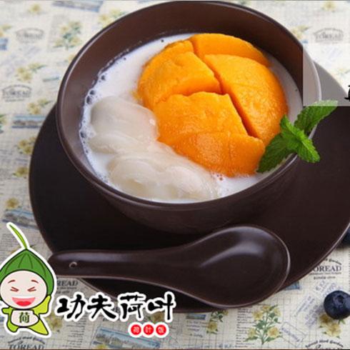 功夫荷叶饭-水果饮品