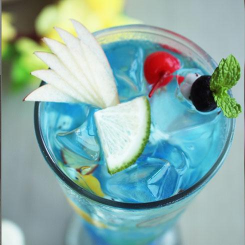簋鱼锅啵啵鱼快餐-蓝色之恋