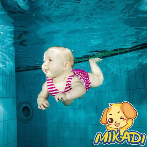 米卡迪亲子乐园-欢乐游泳池