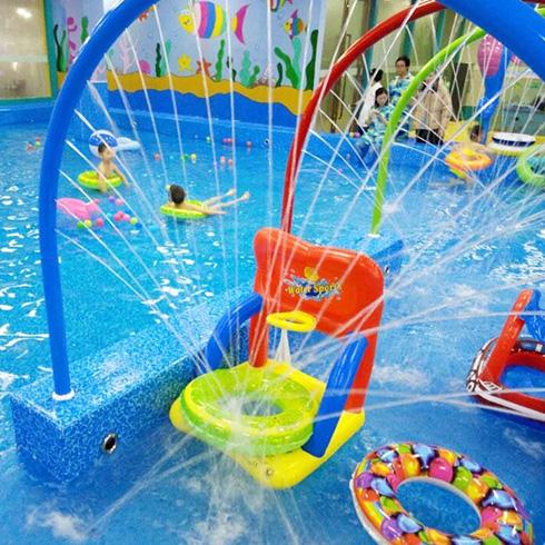 米卡迪亲子乐园-水上乐园