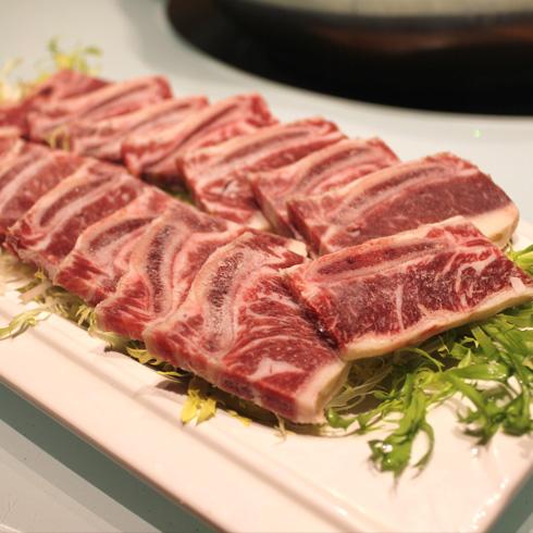 领鲜潮牛火锅-雪花牛肉