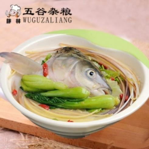 胖林五谷杂粮渔粉