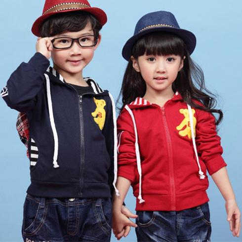 米奇哈噜童装生活馆-休闲款式运动套装